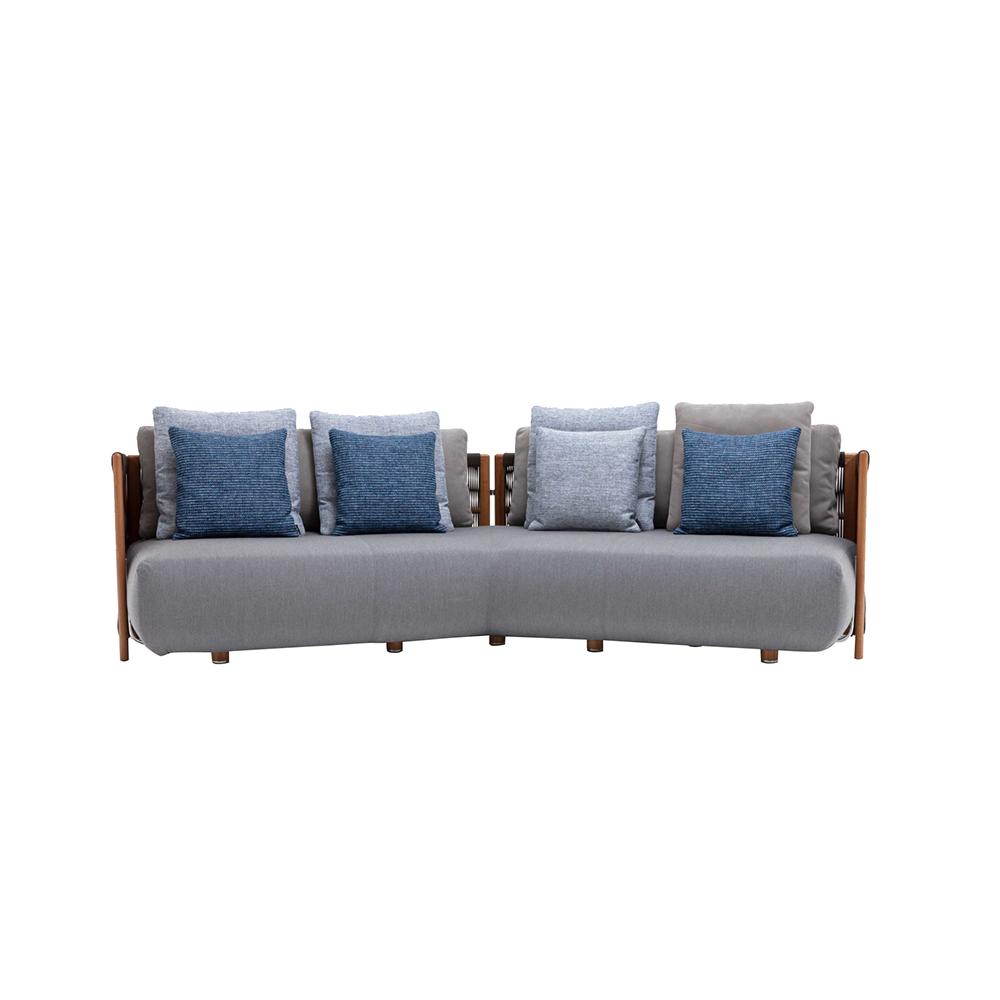 O0644 - καναπές κήπου