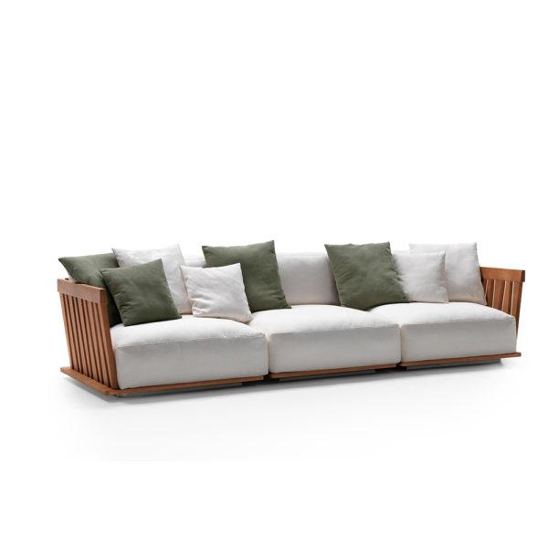O0652 - καναπές κήπου