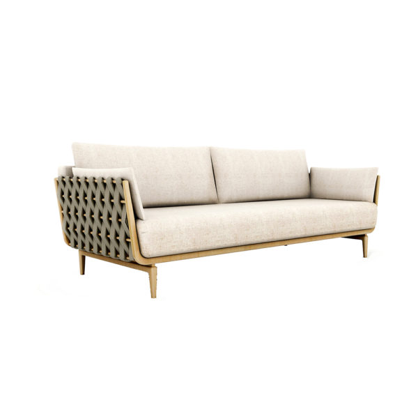 O0654 - καναπές κήπου