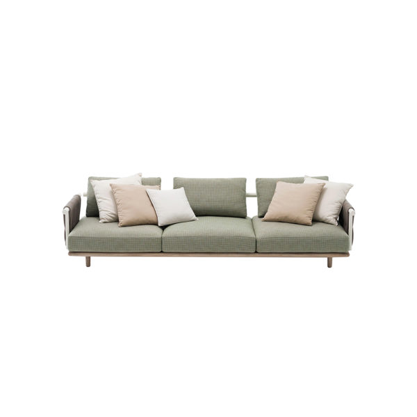 O0657 - καναπές κήπου