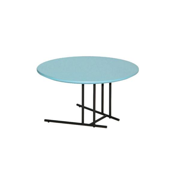 T1847 - μεταλλικό τραπέζι