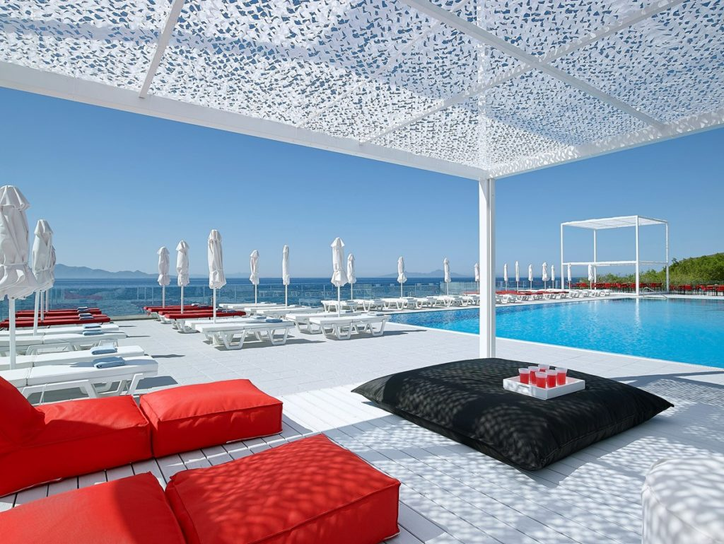 Dimitra Beach Hotel enka Moisiadis